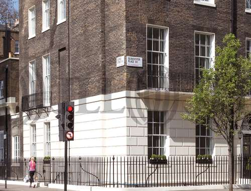 Serviced office London, W1U 8HR - 21 Gloucester Place - 21