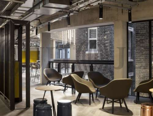 Serviced office London, N1C 4AG - The Stanley Building, Kings Cross - 407