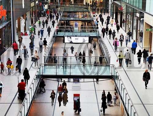 Retail shopping centre Manchester, M4 1AZ - Manchester Arndale - 11