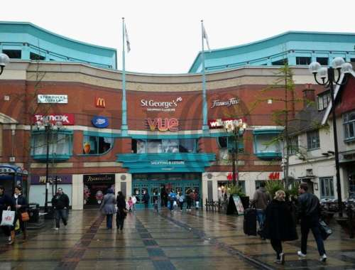 Retail shopping centre Harrow, HA1 1HS - St. Georges Shopping & Leisure Centre - 21639