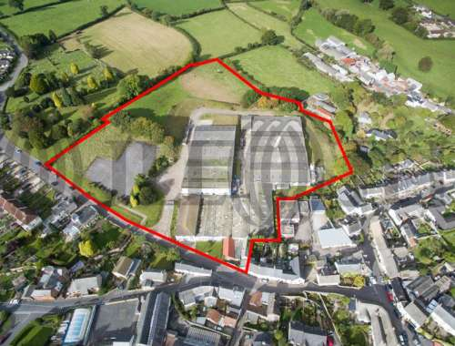 Land Colyton, EX24 6JP - CeramTec, Sidmouth Road - 41056