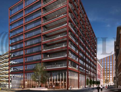 Office Manchester, M3 5ER - Two New Bailey Square  - 24055