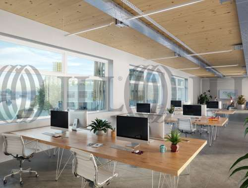 Offices London, E15 2QS - Sugar House Island - 1