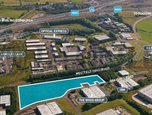 Land Cumbernauld, G68 9HQ - Westfield One - Development Sites - 1