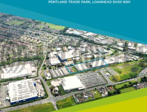 Industrial and logistics Loanhead, EH20 9QH - Pentland Trade Park - 10212