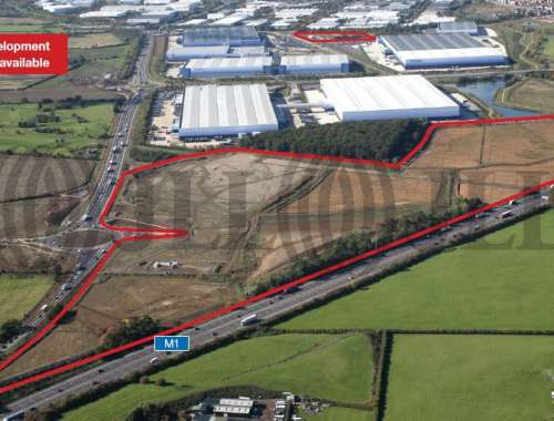 Industrial and logistics Milton keynes, MK17 8EW - Magna Park - 25706
