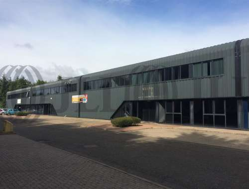 Industrial and logistics Livingston, EH54 8RG - 7 Elphinstone Square, Deans Industrial Estate - 20152