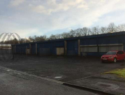 Industrial and logistics Cumbernauld, G67 2BA - 2-6 Kelvin Road - 1