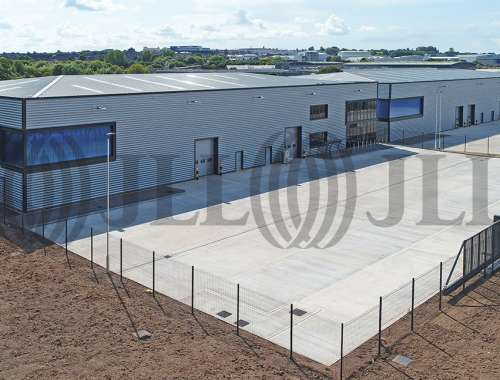 Industrial Bristol, BS34 7QE - Unit H1b Horizon 38 - 1
