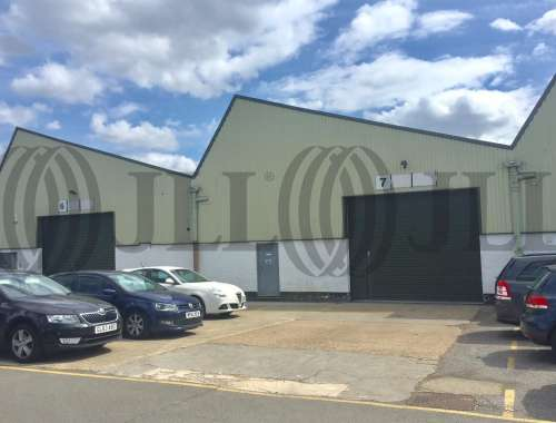 Industrial Heathrow, TW15 1YQ - Unit 7 Ashford Business Centre - 7