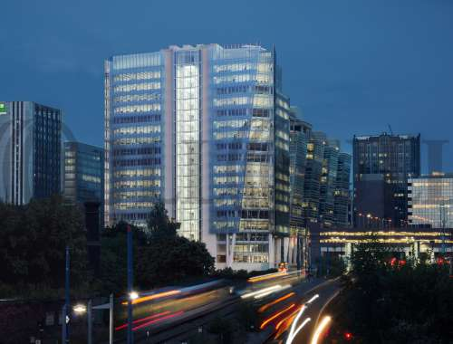 Offices Birmingham, B4 6WR - Three Snowhill - 00