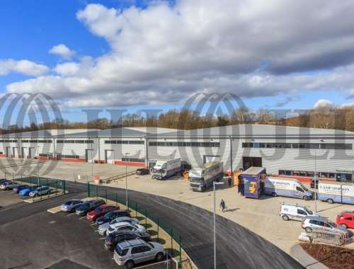 Industrial and logistics Newbury, RG14 5TR - Nexus Park - 1