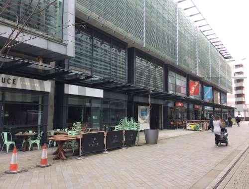 Retail high street Bristol, BS1 5TY - Bristol Harbourside - Building 11, Unit 3 - 3