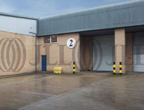 Industrial and logistics London, W3 6UU - Unit 2 Victoria Industrial Estate - 2