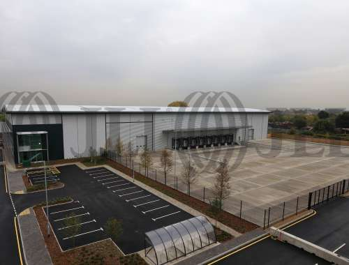 Industrial Heathrow, TW14 8EE - Unit 3, Heathrow Logistics Park - 3