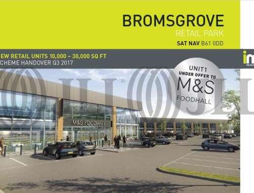 Land Bromsgrove, B61 0DD - Bromsgrove Retail Park - 38935