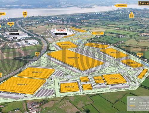 Industrial and logistics Bristol, BS35 4BR - Westgate - 36641