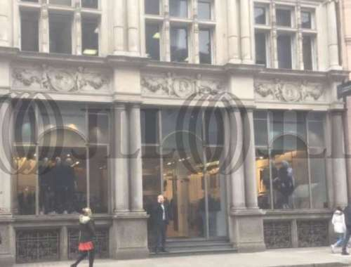 Retail high street London, EC3V 3NB - 66-67 Cornhill - 2