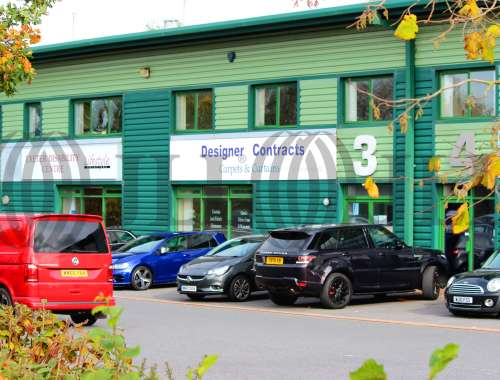 Industrial and logistics Exeter, EX2 8LD - Unit 3, Exeter Trade Centre, Silverton Road - 8577