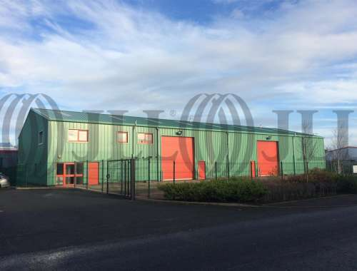 Industrial and logistics Loanhead, EH20 9LZ - 8 Dryden Road - 1
