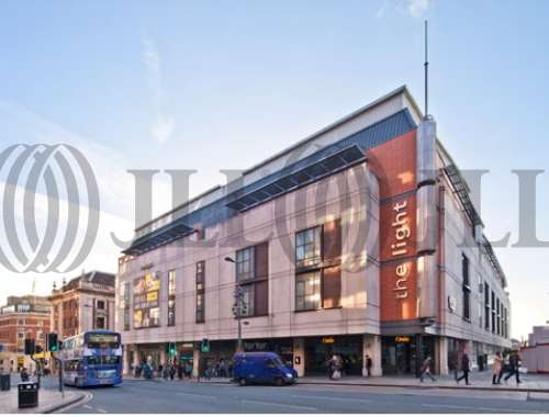 Retail shopping centre Leeds, LS1 8TL - The Light - 41471