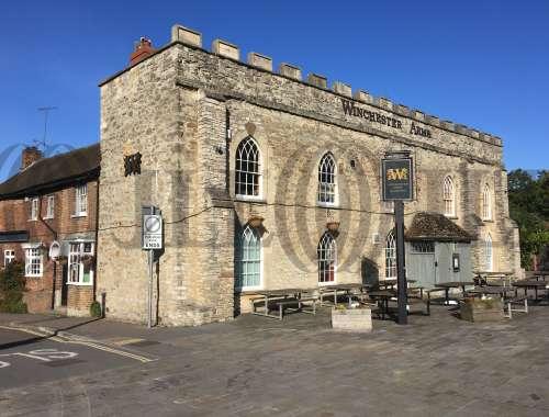 Pub Taunton, TA1 4AD - The Winchester Arms - 1881