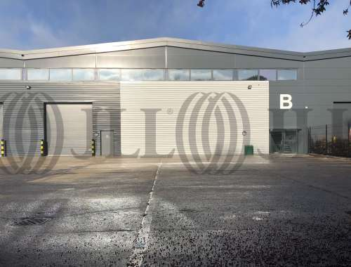 Industrial High wycombe, HP10 0PF - Wye Business Park, Thomas Road - 1831