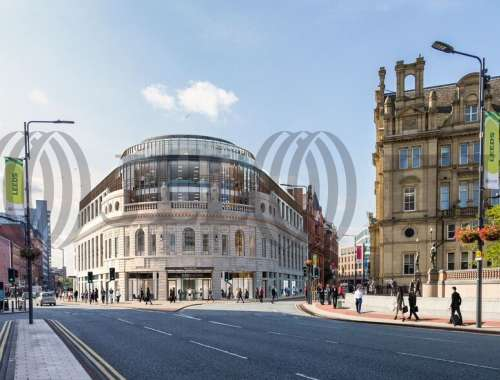 Office Leeds, LS1 2EF - The Majestic - 45207