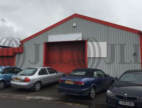 Industrial and logistics Cardiff, CF24 5TH - Unit 1 Seawall Road - 1