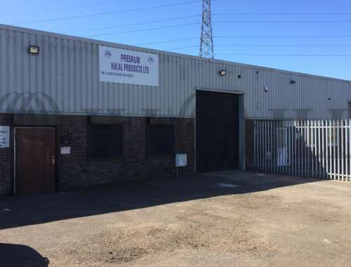 Industrial Paisley, PA3 3BQ - Unit 1B Lyon Road - 1