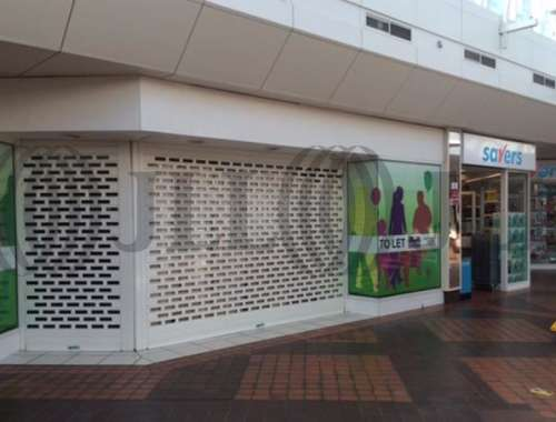 Retail shopping centre Portsmouth, PO1 1SL - Unit M, The Bridge Shopping Centre - 2