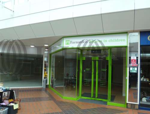 Retail shopping centre Portsmouth, PO1 1SD - Unit V, The Bridge Shopping Centre - 42824