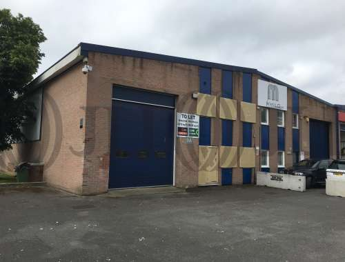 Industrial Southampton, SO14 5JP - Unit 9a Central Trading Estate  - 1827