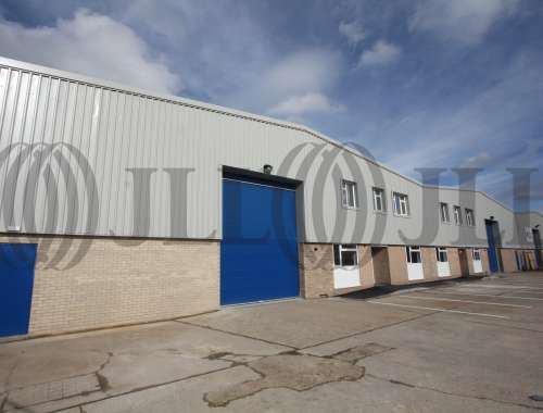 Industrial Eastleigh, SO50 4NT - Unit 5 & 6 Boyatt Wood Industrial Estate - 3285