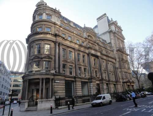 Serviced office London, EC3M 7UH  - Finsbury House  - 41424