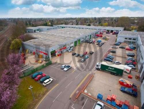 Industrial and logistics St albans, AL1 1XB - Unit 4 North Orbital Commercial Park - 4