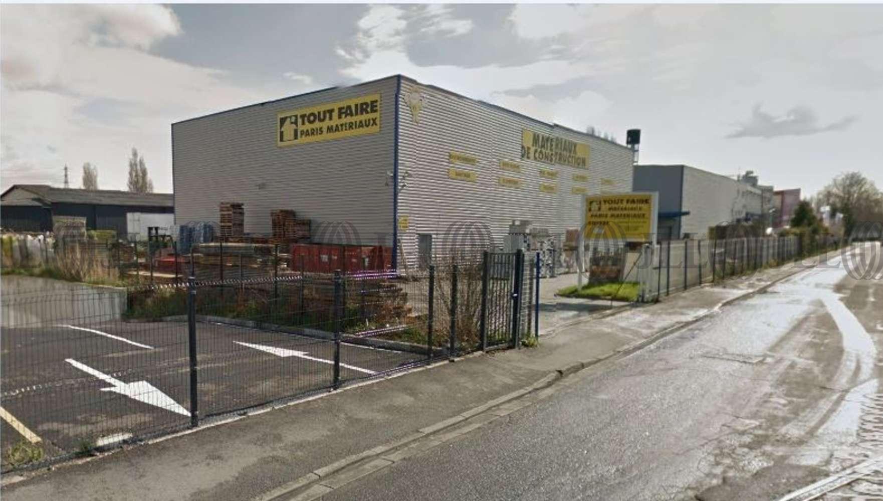 Activités/entrepôt Villeneuve la garenne, 92390 - 54 RUE DE LA BONGARDE