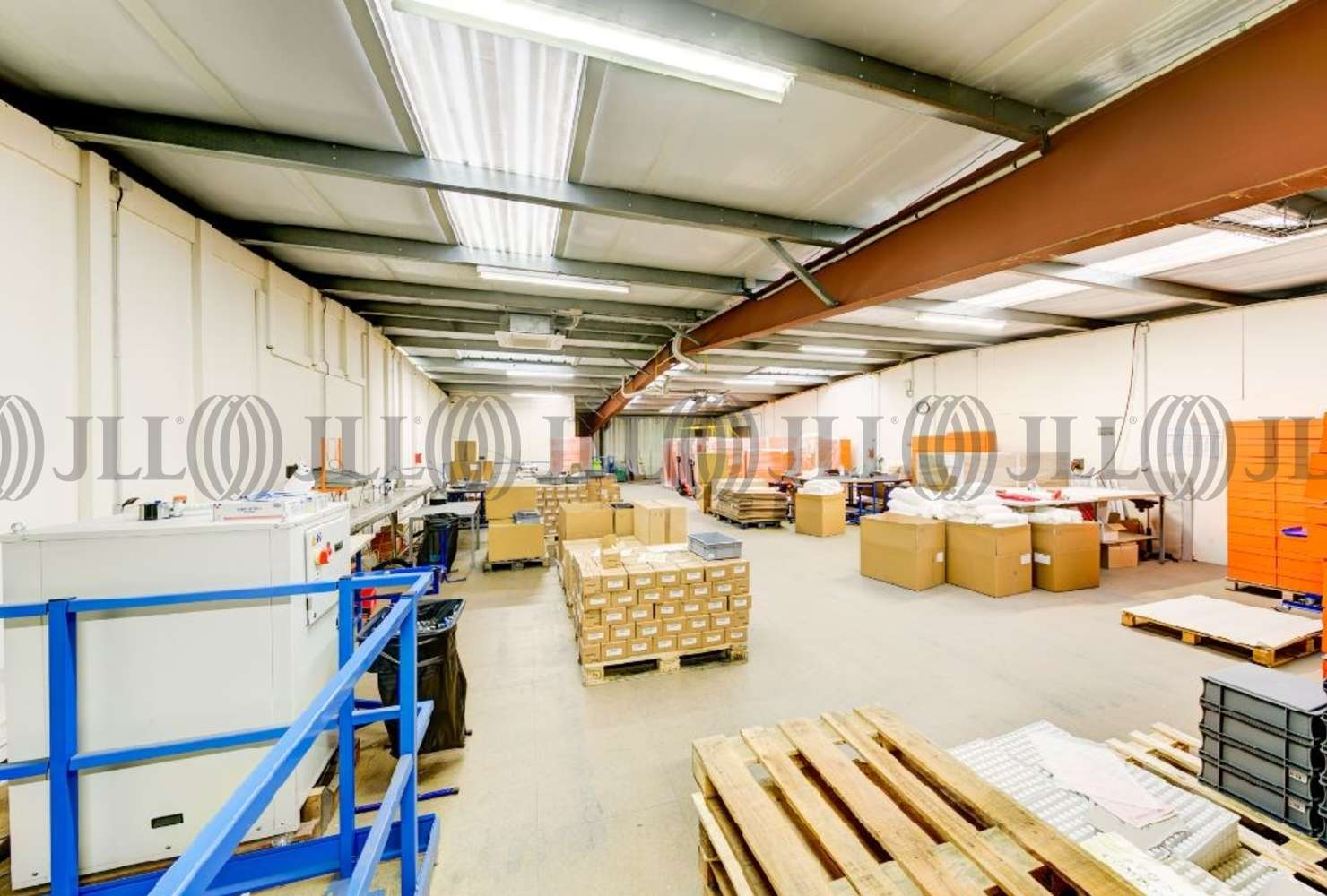 Activités/entrepôt Ferrieres en brie, 77164 - 4 AVENUE JOHN NUTTALL