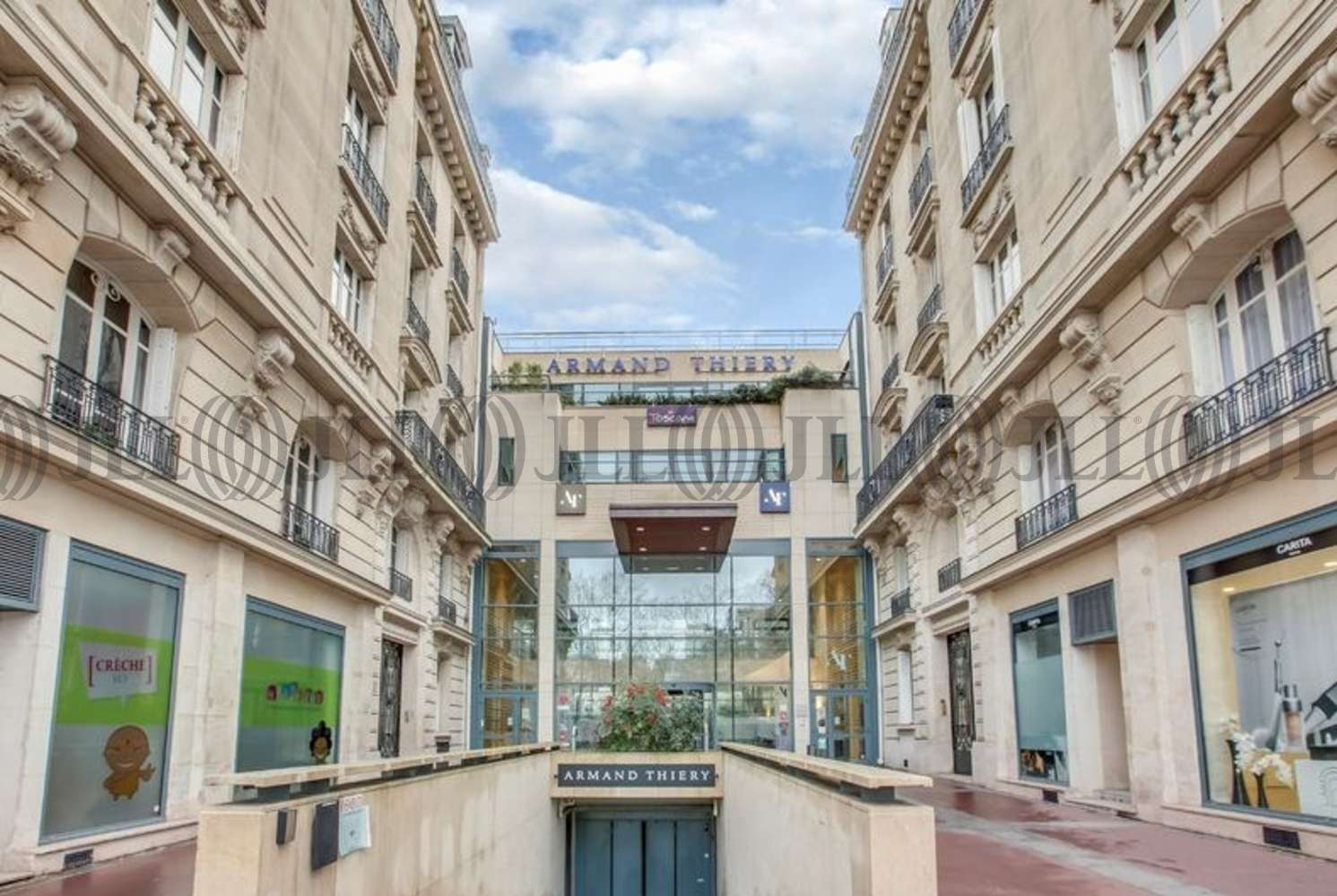 Bureaux Levallois perret, 92300 - 2BIS RUE DE VILLIERS