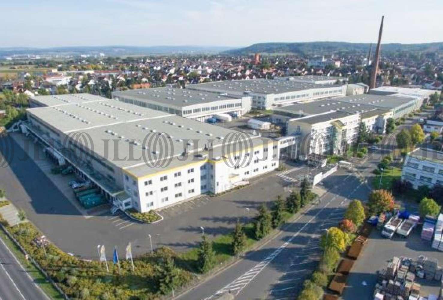 Hallen Großostheim, 63762