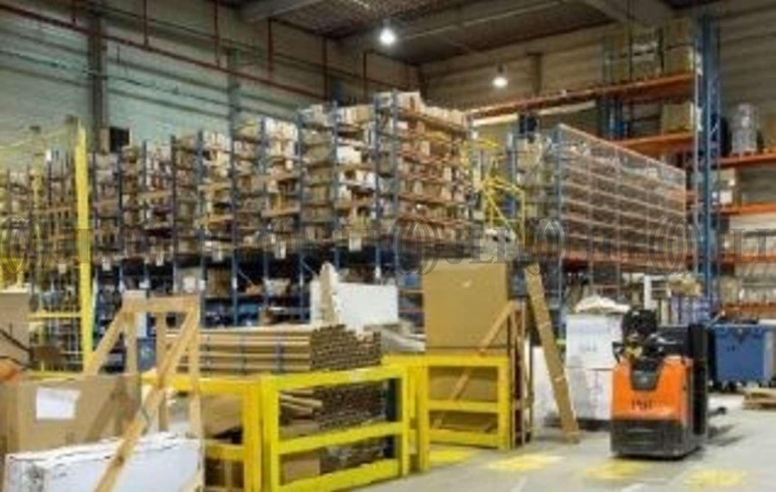 Plateformes logistiques Les mureaux, 78130 -  RUE DU PETIT CHEMIN DE FLINS