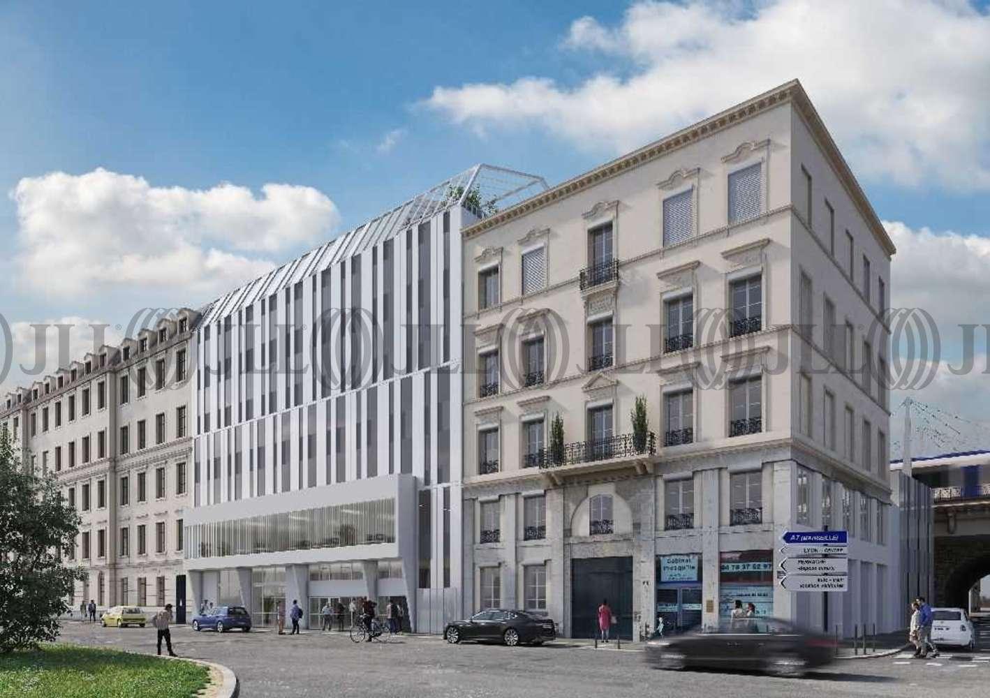 Bureaux Lyon, 69002 - L'OBLIK