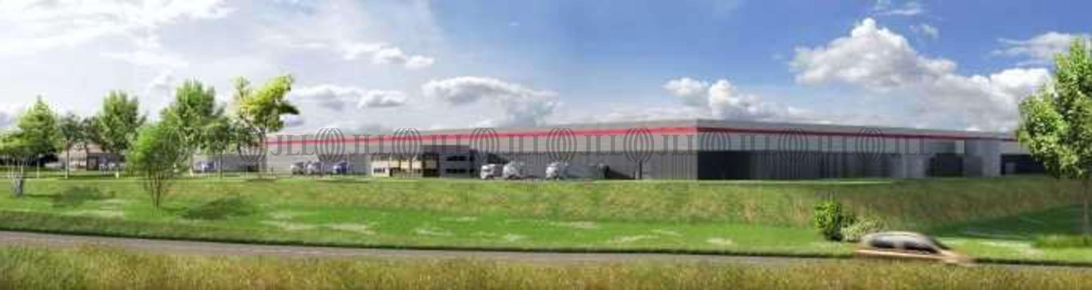Plateformes logistiques Bully les mines, 62160 -  CHEMIN DE LENS