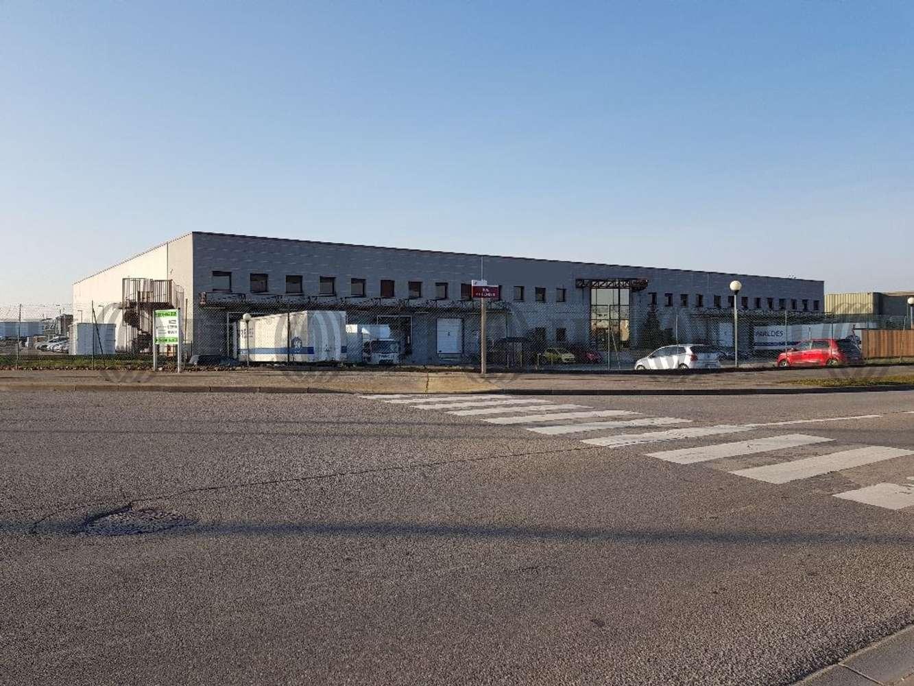 Activités/entrepôt Genas, 69740 - Location entrepot Genas - Lyon (69)