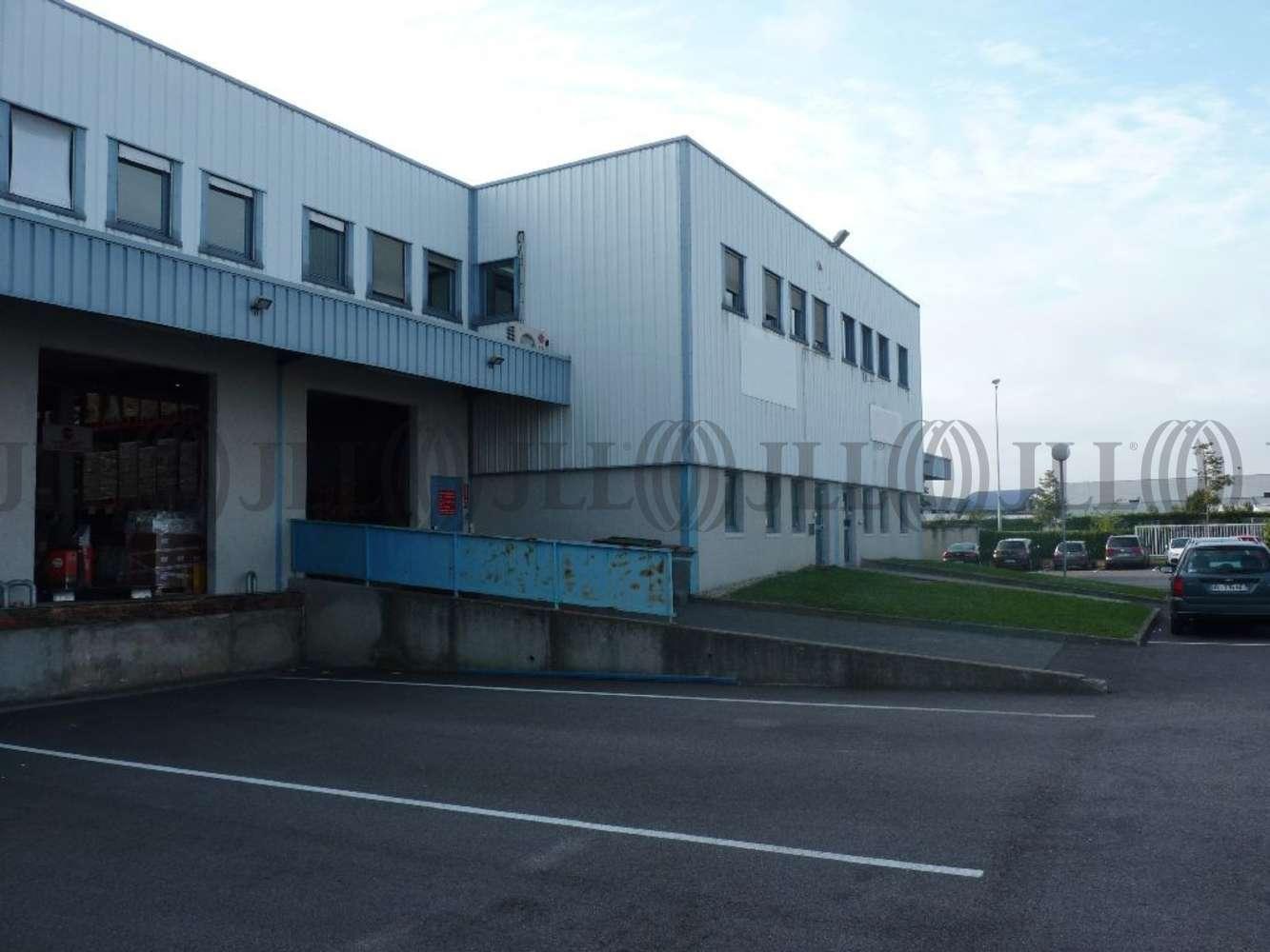 Activités/entrepôt Genas, 69740 - Location entrepot Genas - Lyon Est (69)