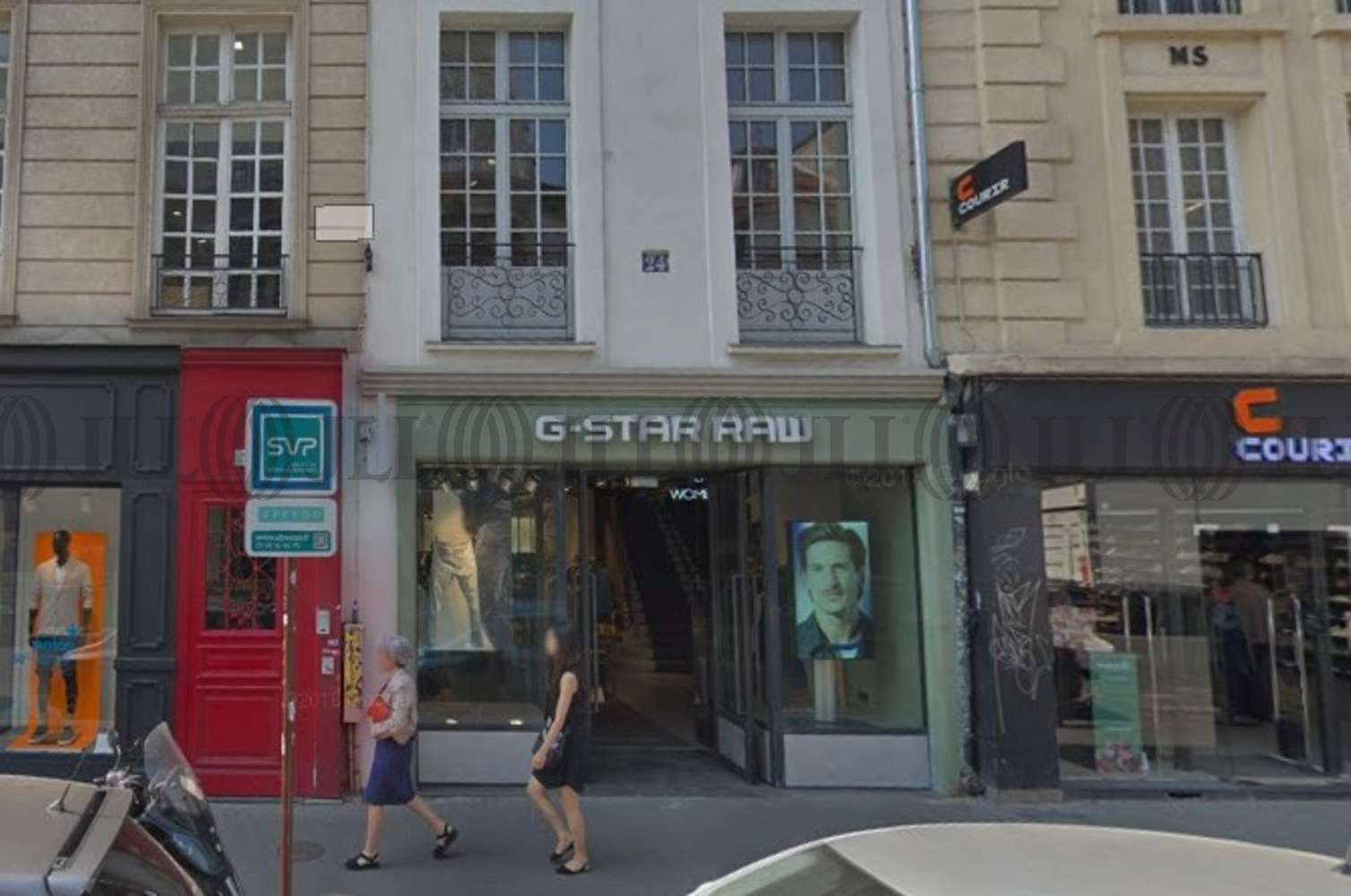 Commerces Paris, 75012 - G-STAR