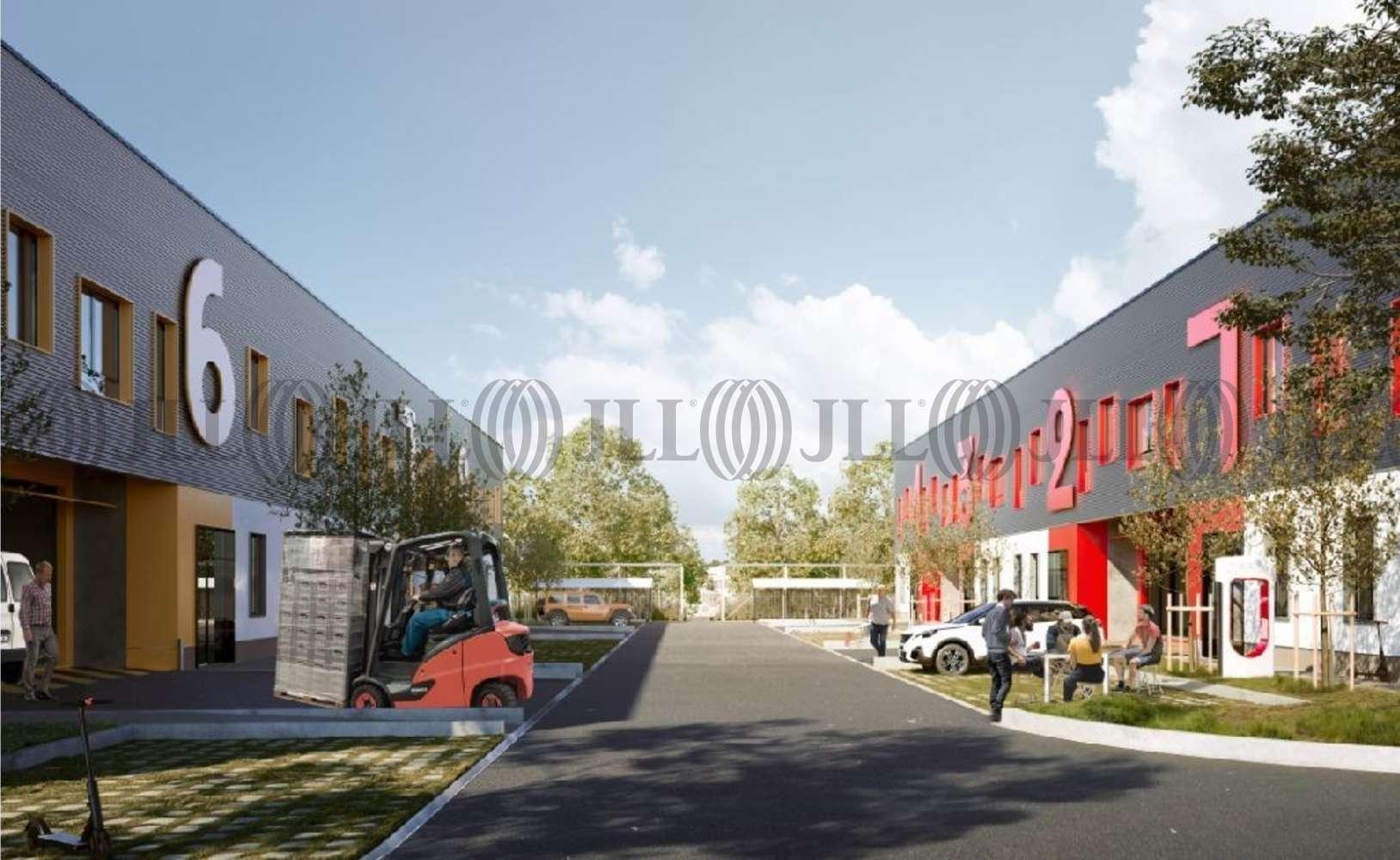 Activités/entrepôt Gonesse, 95500 - PARC D'ACTIVITES DE LA FONTAINE CYPIERRE