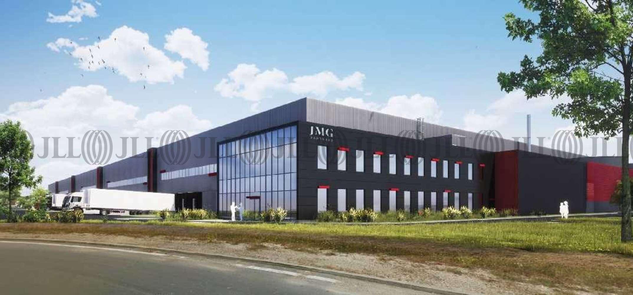 Plateformes logistiques Escrennes, 45300 - PROJET JMG ZAC DE L EUROPE