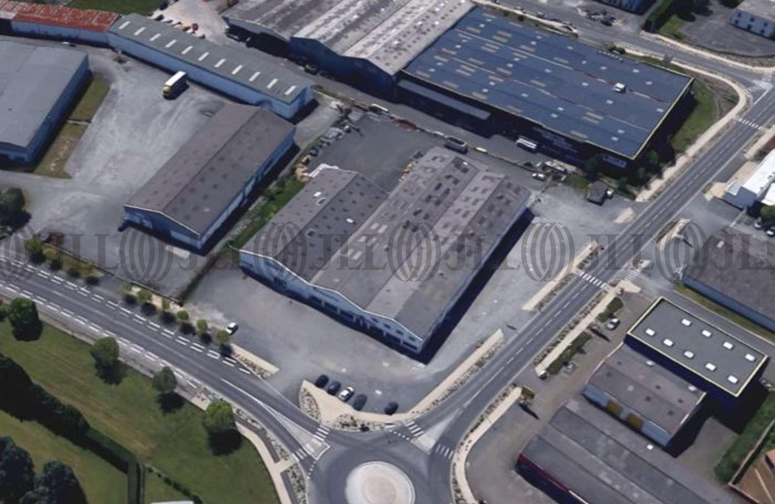 Activités/entrepôt Niort, 79000 - BATIMENT D ACTIVITÉ À VENDRE NIORT