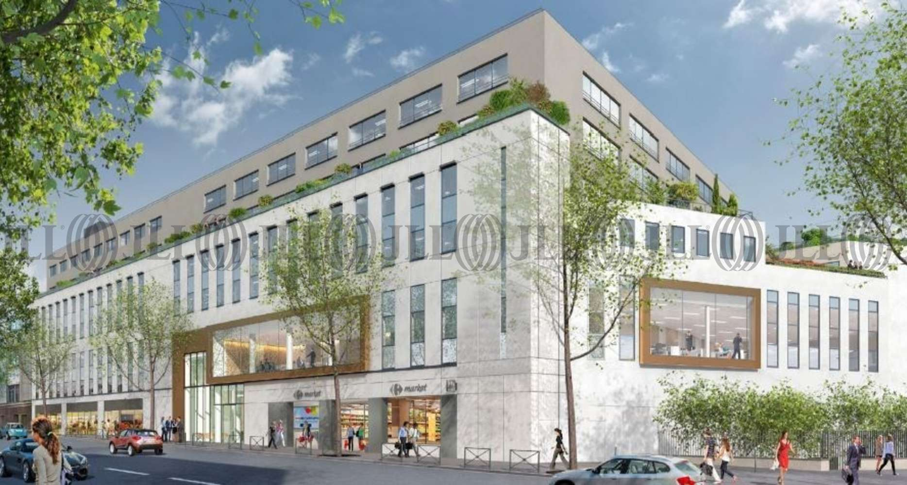 Commerces Paris, 75020 - LOCAL NEUF / GAMBETTA